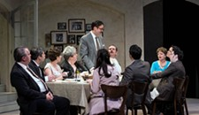 "Theater Review: Virginia Rep's ""Saturday, Sunday, Monday"" Covers Familiar Ground"