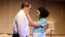 "Theater Review: Cadence's ""The Mountaintop"" Packs Plenty of Surprises"