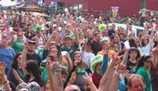 Event Picks: St. Paddy's Palooza and Shamrock the Block