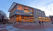 Architecture Review: VCU's New Cabell Library Is a Bold and Welcome Addition to Richmond