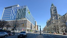 Architecture Review: The VCU Children's Pavilion Looms Over East Broad Street