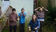 Event Pick: Palm, Gnarwhal and Houdan the Mystic at Strange Matter