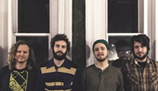 Event Pick: Night Idea Record Release Show at the Broadberry
