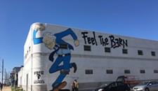 Punk Rock Bernie Sanders Mural Goes Up on Broad Street