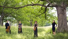 Mindful Music: A Virginia Quartet Practices Chamber Music as Way of Life
