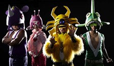 Event Pick: Peelander-Z, Maximum Zero and Suneater at Strange Matter