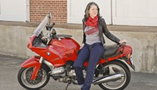 Richmond Startup Worse for Wear Aims to Redefine Biker Gear For Women