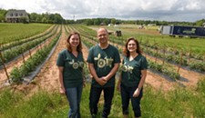 Seasonal Roots Brings High-Tech Solutions to Richmond's Local Food Growers