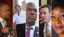 In Richmond's Blue Mayoral Race, Only Five Candidates Are Running as Democrats