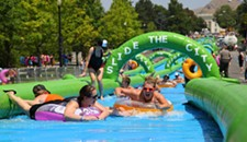 Event Pick: Slide the City