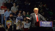 Low on Funds and Staff, Trump Campaign Tries to Ramp Up in Virginia