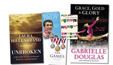 RVA Book List: Reading Your Way Through the Summer Olympics