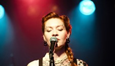 Event Pick: Folk Weekend at Balliceaux featuring Meschiya Lake and Mamadou Kelly