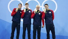 Richmond at the Olympics: A Status Update on Local Athletes in Rio