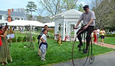 Event Pick: Late Summer Lawn Parties at Lewis Ginter Botanical Garden