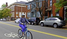 Event Pick: Bikes and Art in the Alley by Adventures in RVA