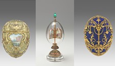 The Virginia Museum of Fine Arts' Beloved Fabergé Eggs Get the Deluxe Treatment