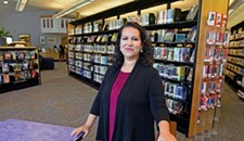 Shelf Aware: For Local Library Patrons, It Isn't Just About Books Anymore