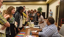 On Campus for Series, Author Roxane Gay Criticizes University of Richmond Administration