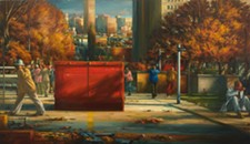 Unsettled: How an Old Painting at VMFA Foreshadows Modern Terrorism