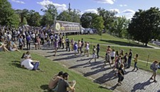 Event Pick: The 2016 Hogtober Festival at Libby Hill Park