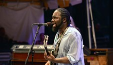 Blues Guitarist Marquise Knox is Helping Richmond Inmates Hear Another Way