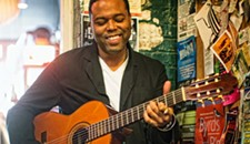 Musical Loyalty: Singer Adonis Puentes Remains the Son of a Southern Neighbor