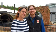 A Couple of Special Volunteers Are Tying the Knot at the Richmond Folk Fest