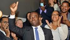 Levar Stoney Locks in Victory as Richmond's 80th Mayor