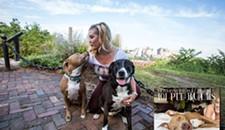 """Richmond Pitbull Project"" Hopes to Shine a Light on a Misunderstood Breed"
