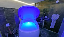 Float On: Why Sensory Reduction Therapy Is Just the Thing You Need Right Now