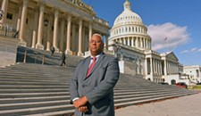 Representative-Elect Donald McEachin Says He's Ready to Wade Into the D.C. Swamp