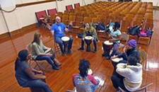Thump Therapy: An Award-Winning Australian Program Comes to Richmond Middle Schools