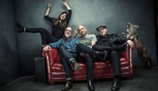 The Pixies Returning To The National In May