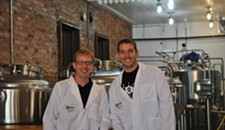 Experiments in Taste: Origin Beer Lab