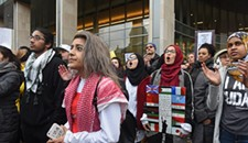 VCU Rally Shows Solidarity After Trump Immigration Orders
