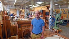 Scott's Addition Furniture-Maker Harrison Higgins Designs for Every Era