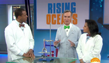 "Bill Nye Warns Virginia Cities of ""Water in Your Living Room"""