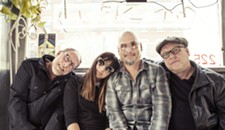 "Interview: Joey Santiago of the Pixies talks about his influences, new work, and playing ""Trompe Le Monde"" at a strip club"