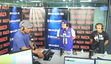 "Rapper Noah-O Represents on ""Sway in the Morning"""