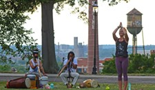 Event Pick: The Peace Love RVA Yoga Festival at Brown's Island