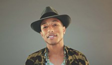 Pharrell Williams to Produce Musical Film Based on His Virginia Beach Childhood