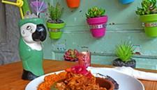 Food Review: Flora Brings a Taste of Oaxaca to the Fan