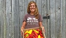 At Shalom Farms, Local Volunteers Harvest the Produce That Helps Feed Richmond's Poorest Communities