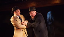 """Theater Review: Swift Creek Mill's """"The Woman in Black"""" is Slow, Not Scary"""