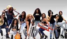 2017 Folk Fest Pick: The Beat Goes On With Washington's Premiere All-Female Go-Go Group, Be'la Dona