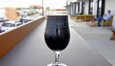 BEER: May a Local Stout Bring Light to a Dark Winter Night