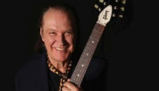 Co-Founding Kink Guitarist Dave Davies Playing Hopewell