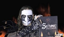 "Meet the Vegan Black Metal Chef Behind the ""Seitanic Spellbook"""