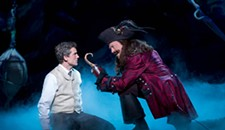 "The Family-Friendly Musical ""Finding Neverland"" Has Dancing, Fluffy Animals, British Pop, You Name It"